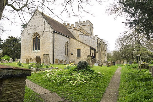 Great Linford Church