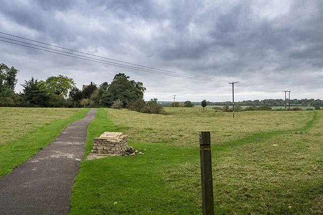 Old Wolverton Fields