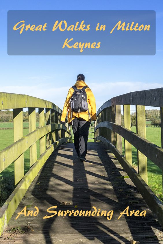 Looking for Walking or Hiking routes? Check out Milton Keynes Walks for local walks.