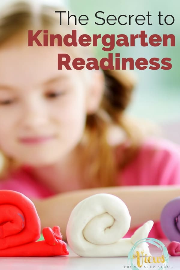 Kindergarten readiness is the ability to work alongside peers, think creatively and imaginatively, and process information rather than recall it. A Kindergartener's mind should be ready to accept information, think about it critically, and make sense of it.