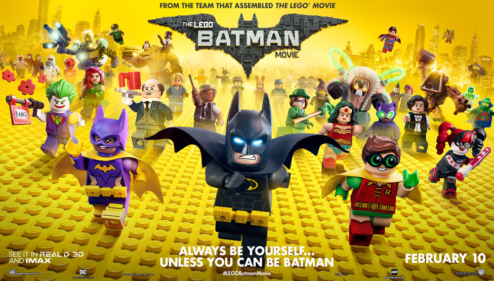 The Lego Batman Movie  2017  Review     Views from the Sofa The Lego Batman Movie  2017  Review
