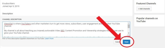 How to Create a YouTube Channel that Grows Viewership - ViewsOpt