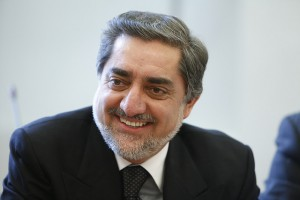 Dr Abdullah Abdullah says Electoral Coalition will decide the fate of his candidacy. (Photo by Parti Socialiste, Creative Commons License)