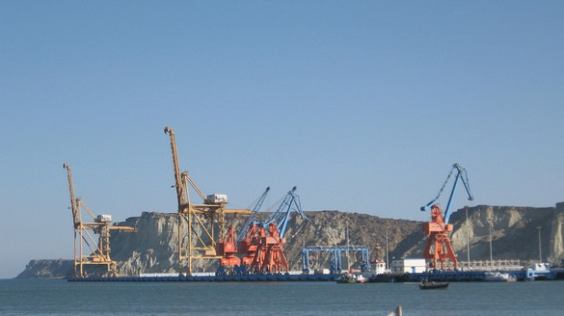 Pakistan's Balochistan province is home to Gawadar deep sea port that is being managed by China. (Photo by  Moin Khawaja, Creative Commons License)