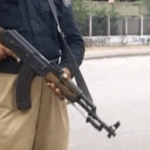 Much of the police in Pakistan's most violent city is politicized and is blamed for crimes. (ViewsWeek photo off video stream)