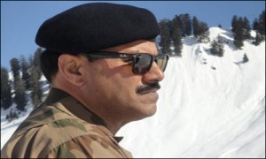 Major General Sanaullah lost his life in an IED attack in Khyber Pakhtoonkhwa province.