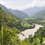 A river on Nepal-India border. (Photo by rajkumar1220, Creative Commons License)