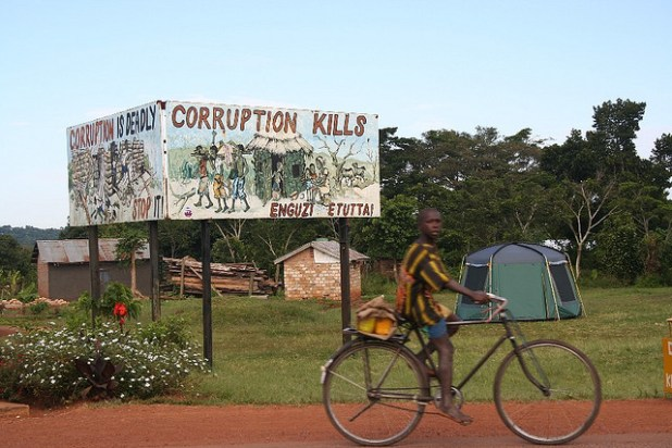 More West African countries were seen to be highly corrupt in 2013. (Photo by heatherlyone, Creative Commons License)