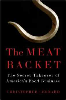 Meat Racket book