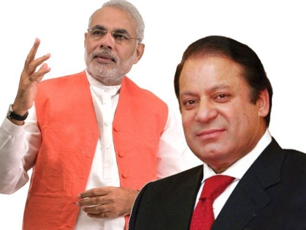Narendra Modi's invitation to the heads of state and government in South Asia, especially the Pakistani prime minister) is  being described as his first major foreign policy initiative. (Photo via Pakistan Today)