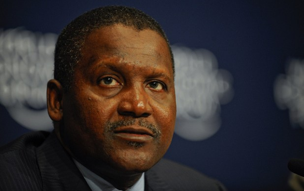 Aliko Dangote, President and Chief Executive Officer, Dangote Group, Nigeria, during the African Fellowship Program with Young Global Leaders announcement at the World Economic Forum on Africa 2011 held in Cape Town, South Africa. (Photo by World Economic Forum, Creative Commons License)