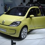 VW Volkswagen's E-Up! . harry_nl