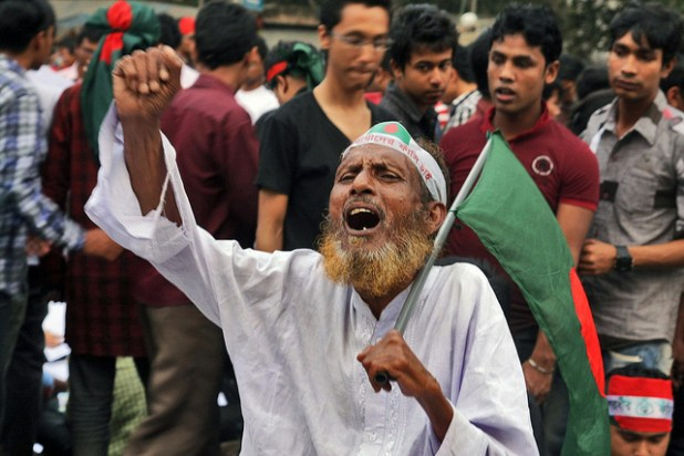 Bangladesh has not been able to manage her PR right.  (Photo by  Rajiv Ashrafi, Creative Commons License)