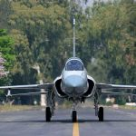 JF-17 Thunder has yet to attract . (Photo by RA.AZ, Creative Commons License)