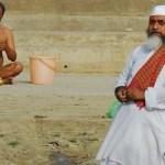 1Hindu-Muslim pray at Ganges. Aparajith Bharathiyan