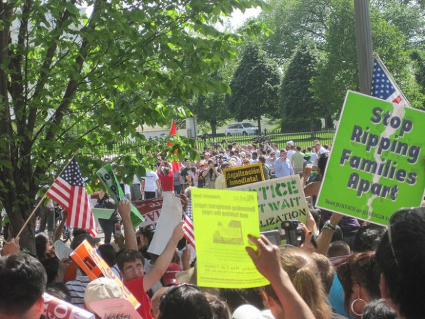 There are 3.7 million individuals who would benefit from DAPA. (Photo by  allison_dc, Creative Commons License)