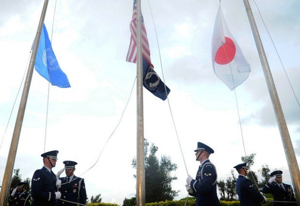 Japan and the US would be wise to complement their security cooperation. (Photo by  U.S. Pacific Command, Creative Commons License)