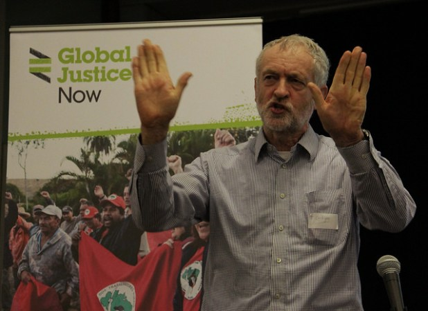 Jeremy Corbyn's election as the Labor leader may have deep impact on the British politics in the coming months. (Photo by Global Justice Now, Creative Commons License)