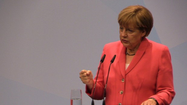 Angela Merkel has acted as a lightning rod for criticism. (Photo by Metropolico.org, Creative Commons License)