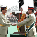 General Pervez Musharraf (r) and General Ashfaq Pervez Kayani's names were often associated indirectly with corruption, greed, unnecessary political arm twisting and indecision.
