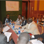 SPLM/A-In Opposition at the Permanent Ceasefire and Transitional Security Arrangements Workshop in Addis Ababa on 17 September 2015. (Photo via CRISIS GROUP)
