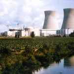 The Doel nuclear power plant in Belgium. (Photo via IAEA Imagebank, Creative Commons License)