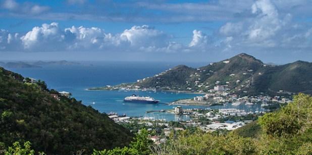 Baughers Bay in British Virgin Island. (Photo by Jean-Marc Astesana, Creative Commons License)