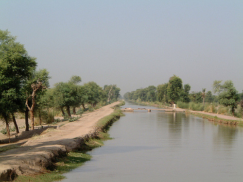 Pakistan is facing depleting water resources. (Photo by Jim C, Creative Commons License)