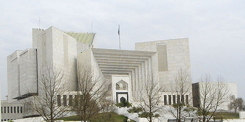 The Supreme Court of Pakistan's building in Islamabad. (Photo by ImposterVT, Creative Commons License)