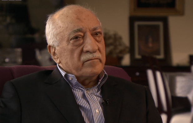 Fethullah Gulen. (Photo via video stream)