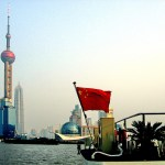 A view of Shanghai skyline. (Photo by Bon Adrien, Creative Commons License)