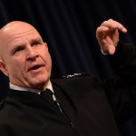 Lt. Gen. H.R. McMaster. (U.S. Navy photo by Chief Mass Communication Specialist James E. Foehl, CC license)
