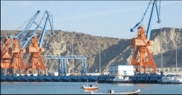 Many believe that Gwadar Port and Chinese investment in Pakistan may have created discomfort in Iran. (Photo Umar Gondal, CC license)
