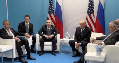 Trump's Meeting With Putin Blurs US-Russia Relations