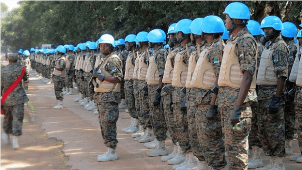 UN peacekeepers in the Central African Republic (Wikimedia Commons)