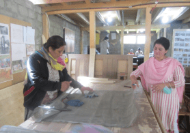 The Women Carpenters of Hunza Valley