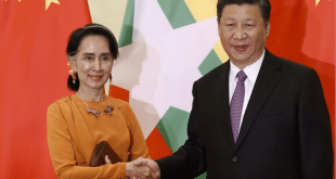 View from Thailand: US Loses Myanmar to China?