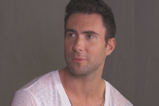 adam levine the newest face of proactiv at 34 view the vibe toronto