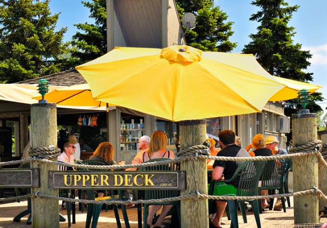 Where to drink on Toronto islands