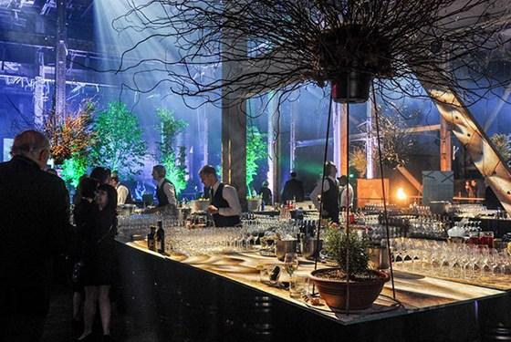 luminato festival opening party
