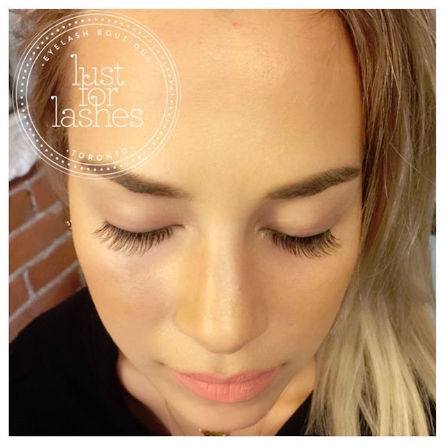 lash treatments in toronto