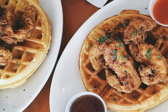 best chicken and waffles in vancouver