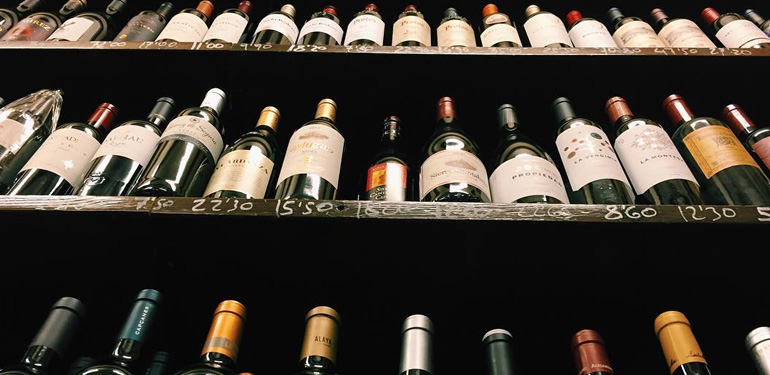 half-priced wine in toronto