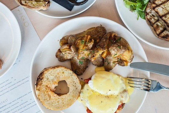 new year's day brunch in toronto