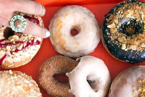 glory hold doughnuts