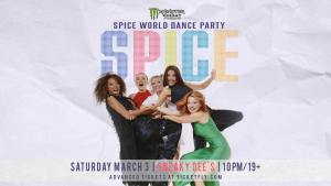 Spice World Dance Party