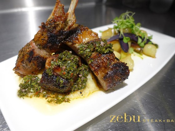 Zebu Steak Bar
