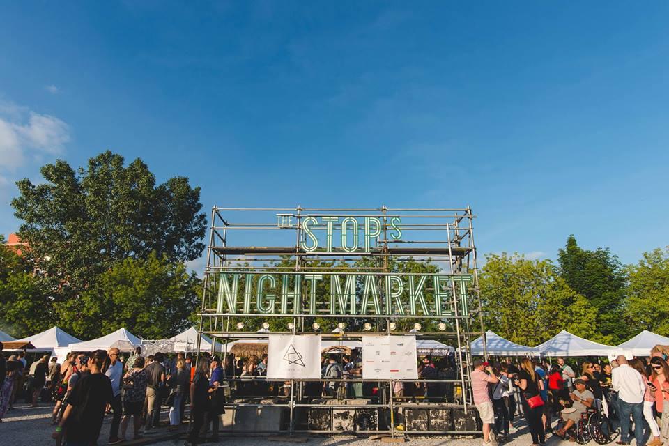 The Stop Night Market
