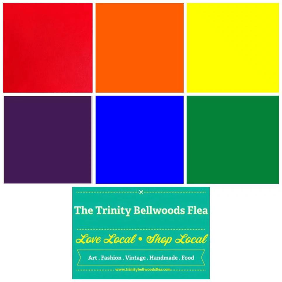 Trinity Bellwoods Flea Pride Market