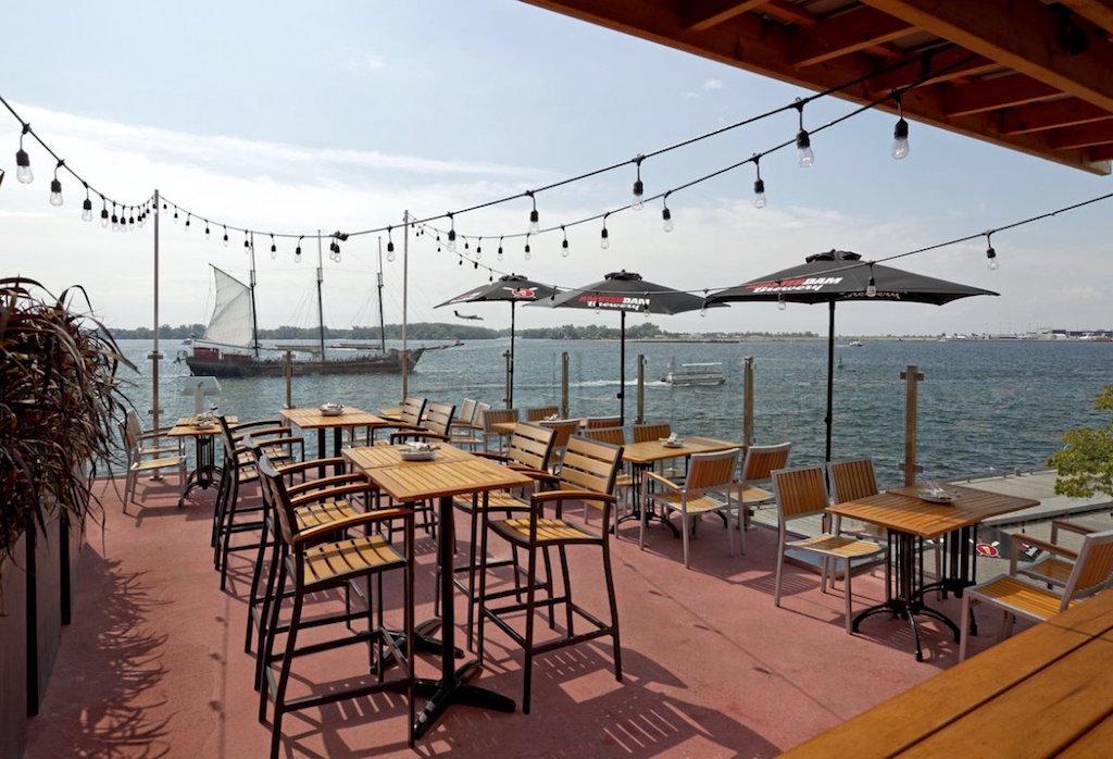 Toronto's Best Patio Guide - Amsterdam Brewhouse Toronto